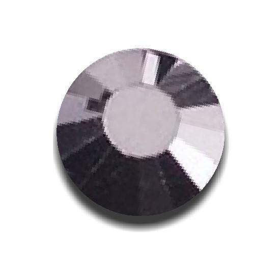 Темный металлик | Jet Hematite (Размер 10ss) [Размер в ассортименте] (144 шт. в упаковке)