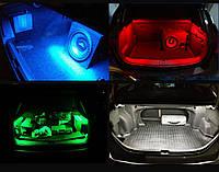Подсветка багажника на авто—multicolor!