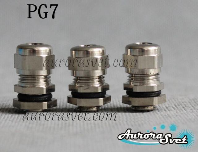 Герметичный кабельный ввод PG7