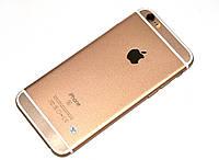 """Смартфон Apple IPhone 6S mtk6582 4.7"""" 256Мб/4Гб 2/6 Мп копия 1:1 металл gold золото Гарантия!"""