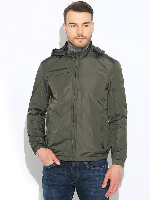 Чоловічі куртки і ветровки