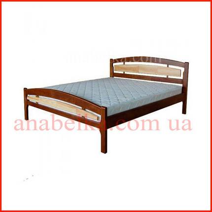 Кровать из дерева    Модерн-2 (Тис), фото 2