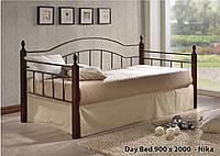 Кровать односпальная Onder Mebli Nika Day Bed 90х200 Малайзия