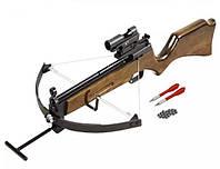 Арбалет 2005 R блочного типа, винтовочной компоновки с прицелом MHR /00-46