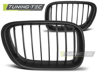 Решетка радиатора ноздри тюнинг BMW X5 E53