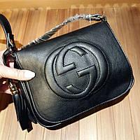 Сумка Gucci mini черная