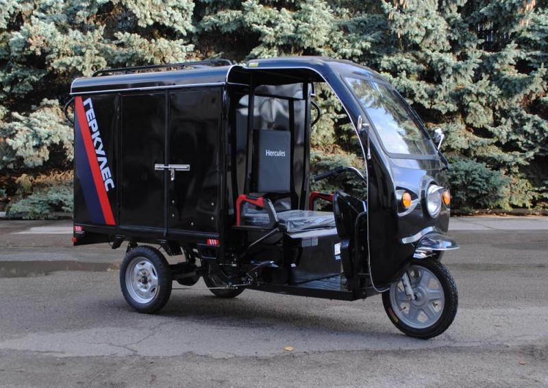 Трицикл електричний HERCULES Electro-CB (1 кВт)