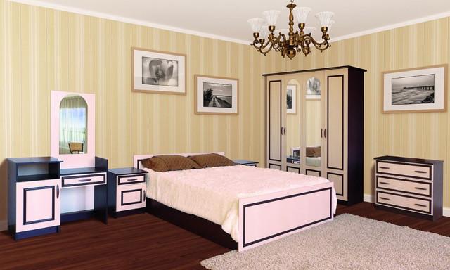 Спальня Ким венге СМ