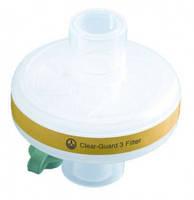 Фільтр для дихання вірусно-бактеріальний Clear-Guard(порт із запором Luer )