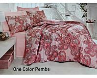 Постельное белье Ecosse One Color Pudra