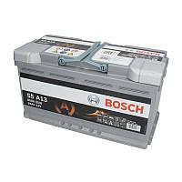 Аккумулятор Bosch S5 A13 AGM Start-Stop 95Ah 12V (0092S5A130)
