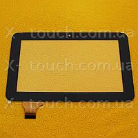 Тачскрин, сенсор  LT70020A1 черный для планшета