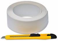 Лента-бордюр для ванн Favorit 41ммх3,2м + нож Арт.10-502