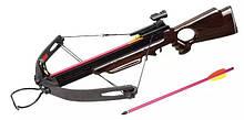 Арбалет винтовочного типа Man Kung 250 A1 MHR /00-661