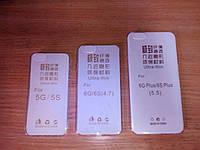 Чехол бампер силиконовый для iphone 5 / 5s / 6 / 6s / 6plus / 6s plus
