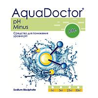 Химия для бассейна AquaDOCTOR pH  Minus, 25 кг