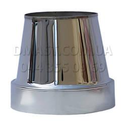 Конус термо для дымохода ф100/160 н/н
