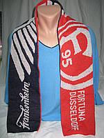 Мужской шарф теплый