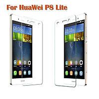 Защитное стекло для Huawei Ascend P8 mini - HPG Tempered glass 0.3 mm