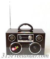 Радиоприемник - портативная акустика Opera OP-7708. Только ОПТОМ! В наличии!Лучшая цена!, фото 1