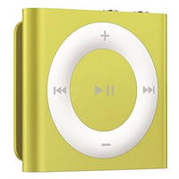 Компактный портативный проигрыватель Apple iPod shuffle 5Gen 2GB Yellow