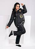 Зимний лыжный женский костюм про-во Украина, 3 цвета , разм 50-52, фото 2