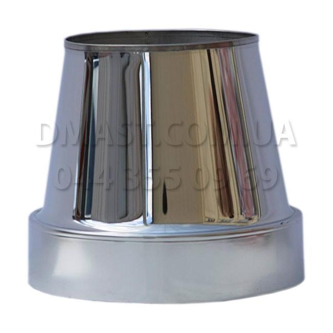 Конус термо для дымохода ф130/200 н/н