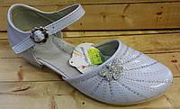 Туфли праздничные для девочек размеры 34-36