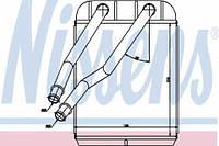 73975 NISSENS Радиатор печки AUDI  Q7 (4L),   PORSCHE  CAYENNE (955),   VW  AMAROK (2H, S1B),  TOUAREG (7LA, 7L6, 7L7),  TOUAREG (7P5),