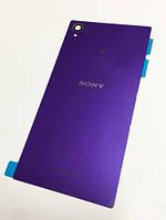 Кришка Sony Xperia Z1 L39, L39h, C6902, C6903, C6906, C6943 Purple