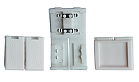 Коннектор BIOM 10мм пластик 2 зажима 4pin