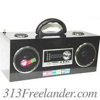Радиоприемник - портативная акустика Opera OP-7701. Только ОПТОМ! В наличии!Лучшая цена!, фото 1
