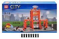 """Констр. """"CITY"""" 267 дет. 89007 р.50,5х30,5х6 см."""