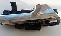 Ручка двери внутреняя Хромированная  правая Авео Т-250 Китай