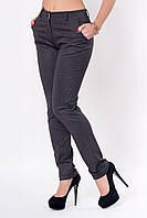 Женские брюки №211 (коричневый)