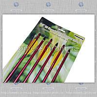 Набор алюминиевых стрел AL14/6R для арбалета MHR /00-01, фото 1
