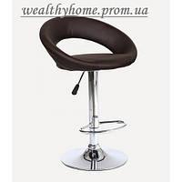 Барный стул Хокер HC-104C искусственная кожа, коричневый