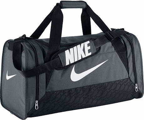 Сумка Nike BRASILIA 6 DUFFEL M BA4829-074 (Оригинал), фото 2