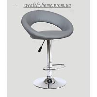 Барный стул Хокер HC-104C искусственная кожа, серый