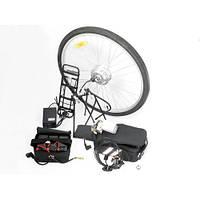 """Мотор колесо комплект VEGA 350W/36V колесо 26""""  передний (кислотные батареи)(полный комплект)"""