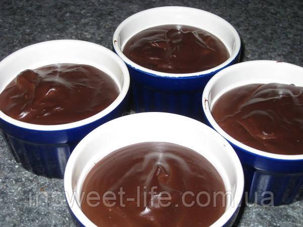 Пудинг шоколадный 2кг/упаковка