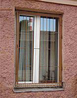 Решетка на окно сварная арт. рс.23, фото 1