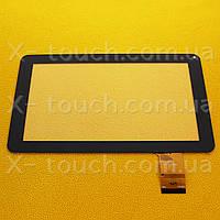 Тачскрин, сенсор  CZY6366A01-FPC черный для планшета, фото 1