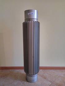 Труба-радіатор для димоходу