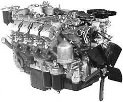 Двигатель и комплектующие КамАЗ
