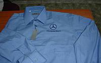 Вышивка логотипов на одежде