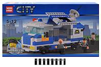 "Конструктор ""CITY"" Спецтехніка  276 дет. 85007 р. 50,5х30,5х6см."