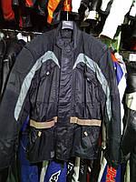 Мотокуртка бу текстиль туристическая 107