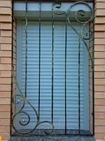 Решітки на вікна ковані арт.кр.54, фото 1