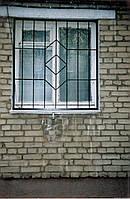 Решетка на окно сварная арт.рс.27, фото 1
